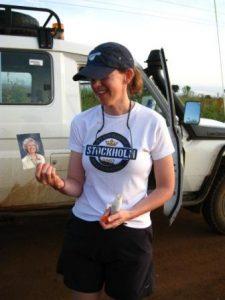 Dedication of Race | Agnes Madeleine Floriet | BARAKA