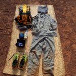 Hot Weather Running Gear | BARAKA