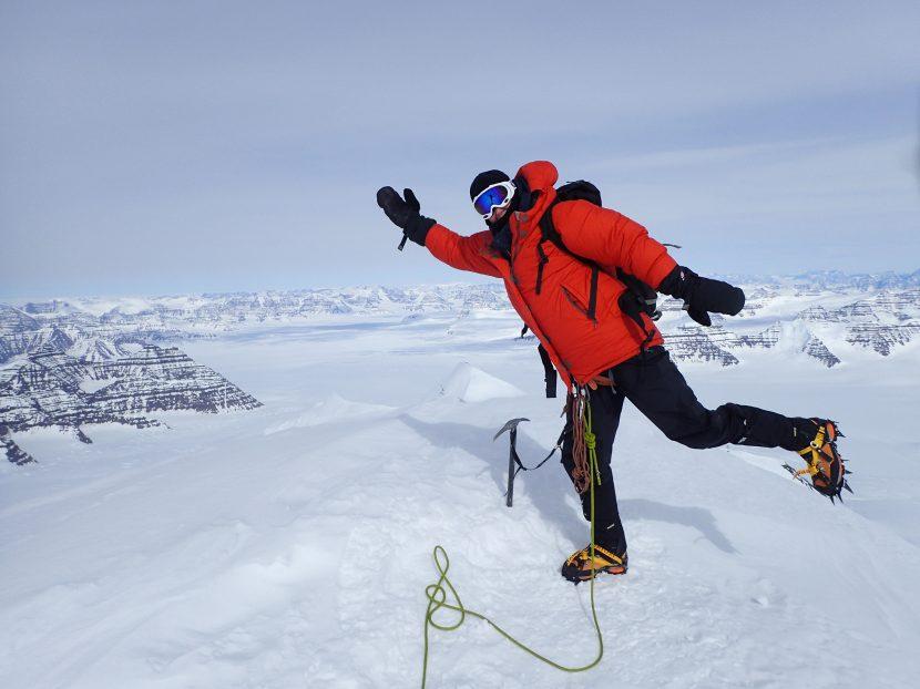 Mount Gunnbjorn Fjeld, Greenland | BARAKA