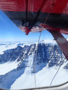Mt Gunnbjørn Fjeld   BARAKA